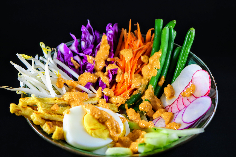 Gado-Gado (Indonesian Salad) – Wade and Harvest